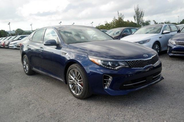 2017 kia optima sx limited turbo in miami fl miami kia. Black Bedroom Furniture Sets. Home Design Ideas